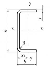 Швеллер гнутый стальной