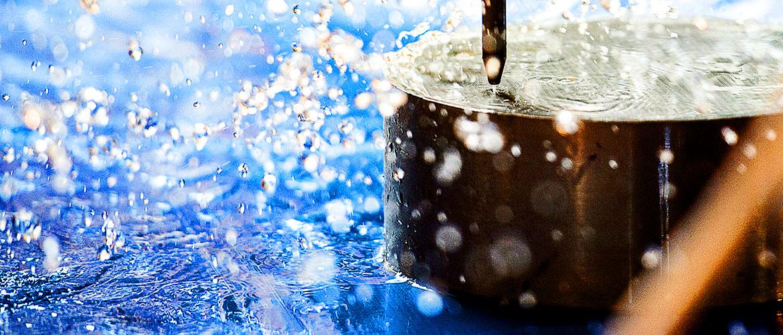 Гидроабразивная резка металла до 300мм