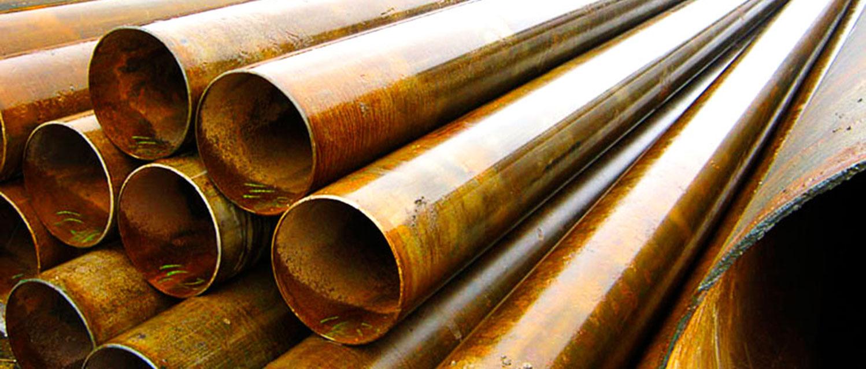 Продажа стальных труб б у, востановленные трубы из под воды, газа, нефти, большие диаметры